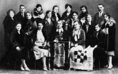Frauengruppe 1926